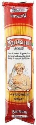 Picture of MALTAGLIATI - Pasta Nr.4 spaghetti 500 g