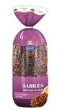 Picture of LATVIJAS MAIZNIEKS - Sabiles rye bread with seeds 800g (box*12)