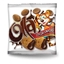 Picture of OLLA WITH COCOA CREAM 200g (in box 12)