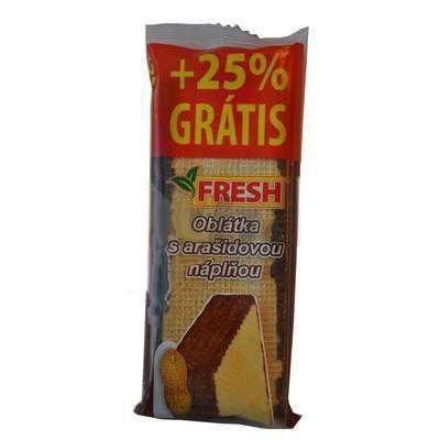 Picture of PEANUTS WAFER  Mac. 40g + 25% FREE FRESH