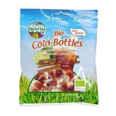 Picture of Cola Bottles ORIGINAL 100g (in box 10)