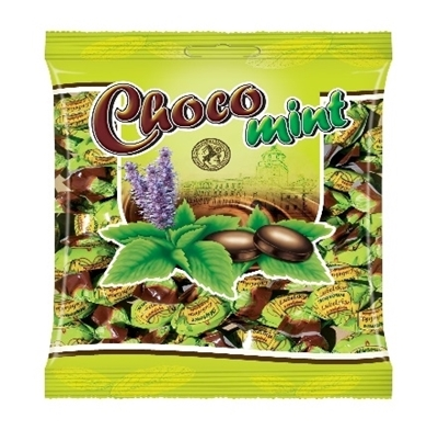 Picture of Mint Caramel in Chocolate (in box 10)