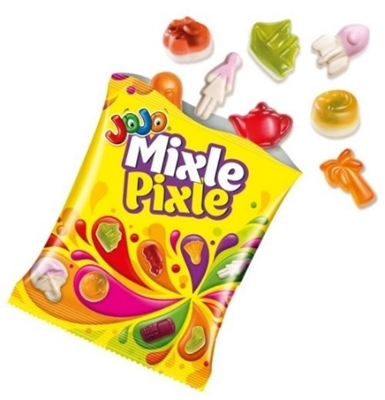 Picture of JOJO Mixle Pixle Jelly 174g (in box 10)