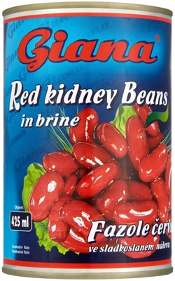 Picture of RED BEANS 425ml (in box 12)