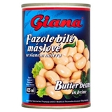 Picture of WHITE BEANS 425ml GIANA (in box 12)