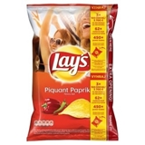Picture of CRISPS LAY´S STRONG PAPRIKA 150g (in box 21)