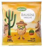 Picture of ADUGS - Rusks with wanilla 200g (box*20)