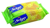 Picture of LAIMA - SELGA wafers with lemon taste 180g