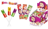 Picture of MASHA&BEAR caramel-whistle with different fruit flavors 10 g 1x48