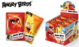 Picture of Angry birds popping candy strawberry and apple flavours and sticker 5gx40