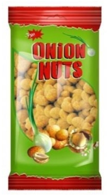 "Picture of JEGA - Peanuts in a crispy shell with onion ""Jėga"" 200g (box*7)"