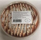 Picture of IRBE - Sprats in spicy sauce 1kg (bretlinas garsvielu salijuma 1kg) (BOX*6)
