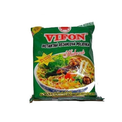 Picture of NOODLES VIFON THE MUSHROOMS INSTANT MILD 70G (in box 24)
