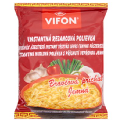 Picture of NOODLS INST. BRAVČOVÁ CEST. 60g VIFON (in box 24)