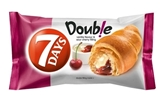 Picture of CROISSANT 7 DAYS DOUBLE VANILLA-CHERRY 60g (in box 20)