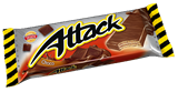Picture of ATTACK DARK CHOCOLATE  30g SEDITA (in box 48)