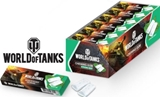 """Picture of Chewing gum """"World of tanks"""" BOX*14gx24"""