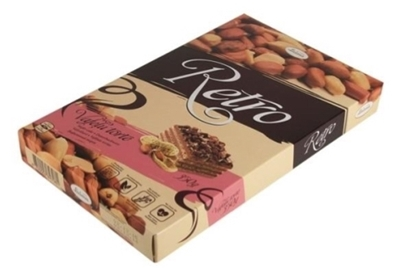 Picture of LAIMA - RETRO 350g wafer cake (box*18)