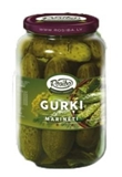 Picture of ROSIBA - Cucumber marinated 1L