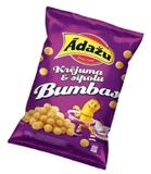 """Picture of ADAZU - Corn snacks """"Sourcream & Onion Balls"""",  200g (in box 15)"""