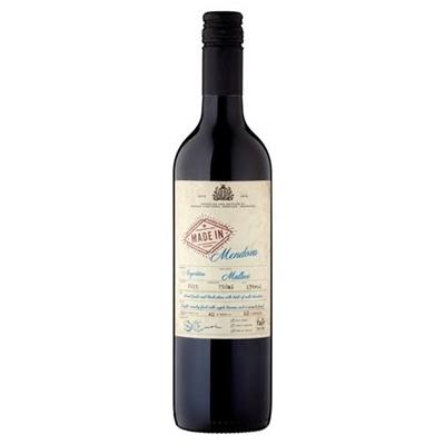 Picture of Wine RED Malbec, Made in Mendoza (in box 6)