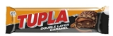 """Picture of Cloetta - Tupla """"Double Caramel"""" milk chocolate  with almonds and double cocoa nougat filling, 48g (In box 42)"""