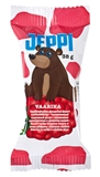 "Picture of Farmi - ""Jeppi"" Glazed vanilla taste curd dessert with raspberry filling, 38g (In box 18)"