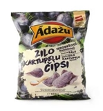 Picture of ADAZU - Chips Blue potatoes with sea salt 100g (In box 18)