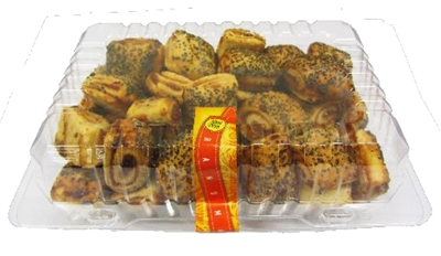 Picture of SALDA DZĪVE - Biscuits 'Blues' 450g (in box 10)