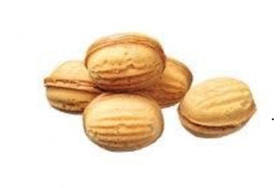 """Picture of FUTURUS FOOD - Cookies """"Riekstini"""" (in box 2.5kg/price 1kg)"""