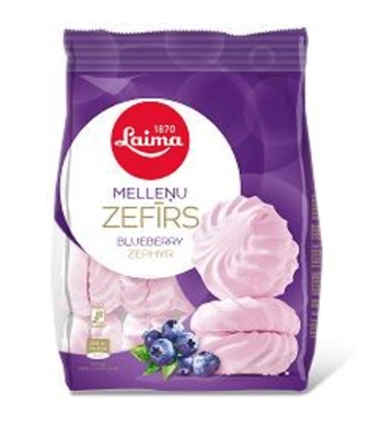 Picture of LAIMA - Blueberry zephyr/marshmallow 200g (In box 12)