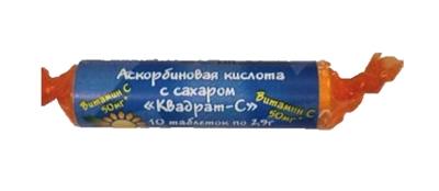 Picture of Vitamir - Ascorbic Acid with Sugar (in box 30)