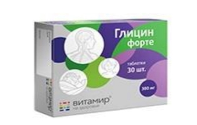 Picture of Vitamir - Glycine Forte 300mg (30 tabs)