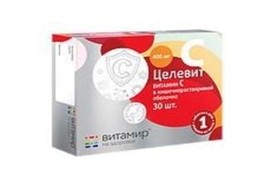 Picture of Vitamir - Celevit 400mg, (30 tabs)