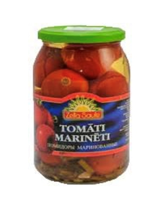 Picture of ZELTA SAULE - Marinated tomatoes 900ml (in box 8)