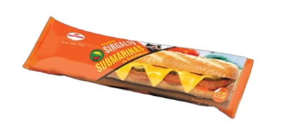 """Picture of MANTINGA - Sandwich """"Fans Submarine"""" with pork cutlet, 315g (box*8)"""