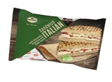Picture of MANTINGA - Italian Sandwich with Mozzarella, Tomatoes and Basil Sauce, 200g (box*14)
