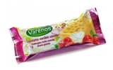 Picture of Varėnos Pienelis - Glazed Curd Cheese Bar with Raspberries, 40g (box*16)