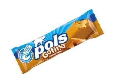 Picture of RPK - POLS Caramel, stick ice cream coating 120ml/75g (box*32)