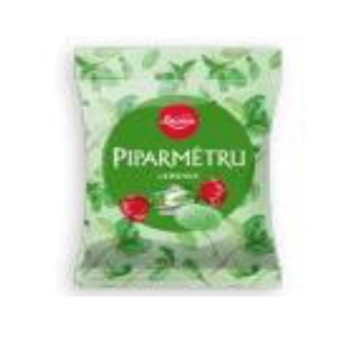 "Picture of LAIMA - Hard candies ""Peppermint"", 95g (box*40)"