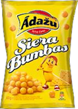 Picture of ADAZU - Corn snacks cheese balls 200g (in box 15)
