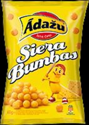 Picture of ADAZU - Corn snacks cheese balls 200g (in box 15)