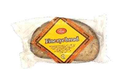 Picture of LACI - Fine rye bread (4 slices), 250g