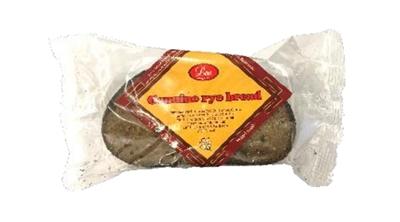 Picture of LACI - Genuine rye bread (4 slices), 250g