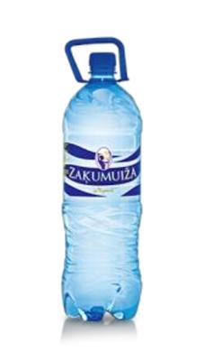 Picture of Zaķumuiža - Natural still drinking water, 2L (box*6)