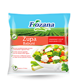 "Picture of Frozana - Vegetable soup ""Grandmas"", 400g (box*12)"