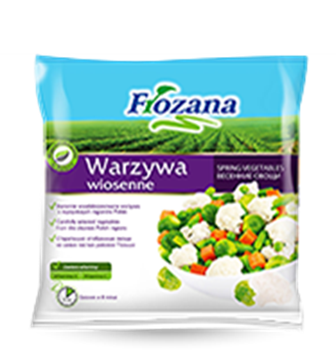 """Picture of Frozana - Vegetable Mix """"Spring"""", 400g (box*12)"""