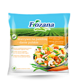 "Picture of Frozana - Vegetables Stir-Fry ""Italian Dish"", 400g (box*12)"