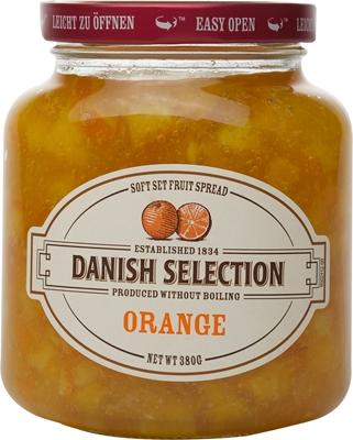 Picture of SPILVA - Orange jam, 362 ml (box*12)