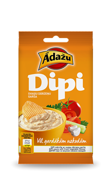 Picture of ADAZU - Dipi sauce Vegetable, 14g (box*20)